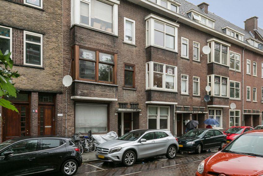 Lange Hilleweg streetview