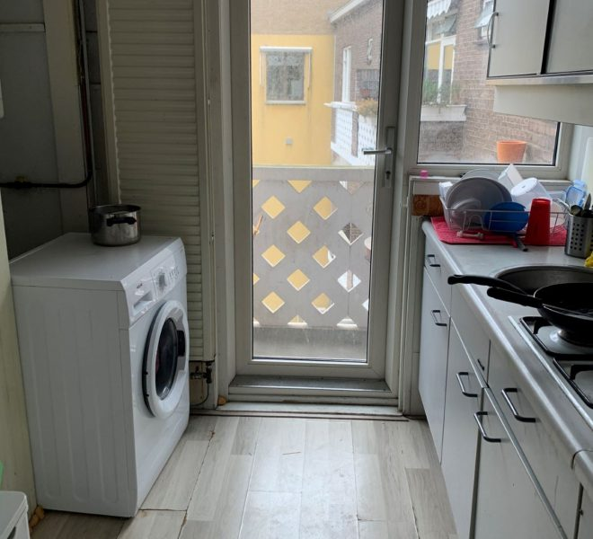 Keuken (1) verschaald